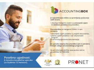 Pronet d.o.o - AccountingBox