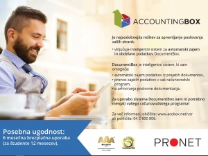 AccountingBox -Pronet d.o.o.